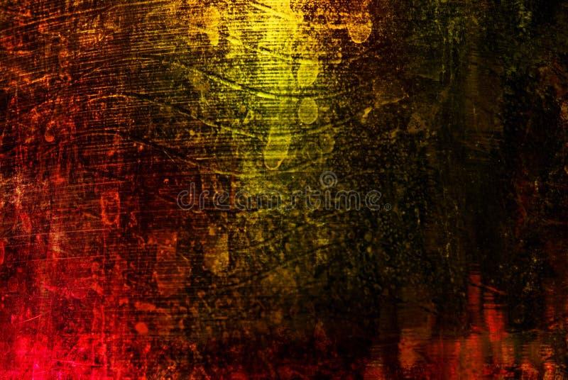 De abstracte achtergrond van Grunge stock foto