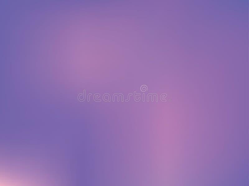 De abstracte achtergrond van het gradiëntnetwerk Vage heldere kleuren, kleurrijk regenboogpatroon Multicolored vloeibare vormen royalty-vrije illustratie