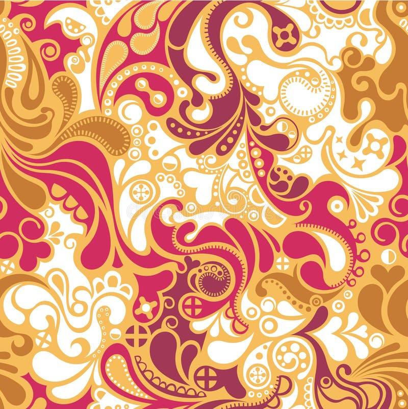 De abstracte Achtergrond van het Ontwerp royalty-vrije illustratie
