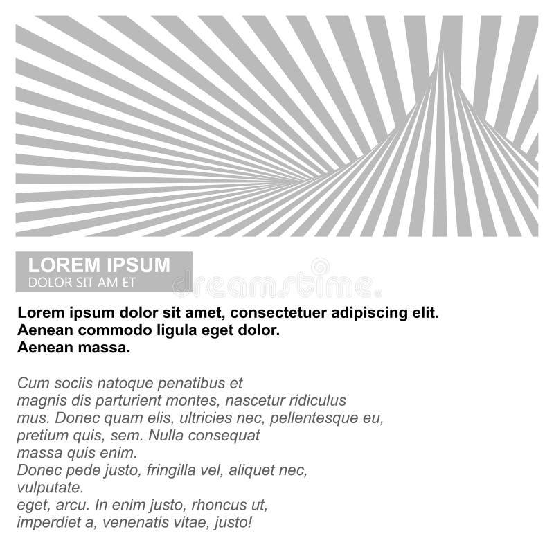 De abstracte achtergrond van het vliegerontwerp Dit is dossier van EPS10-formaat stock illustratie