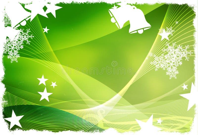 De abstracte Achtergrond van Kerstmis royalty-vrije illustratie