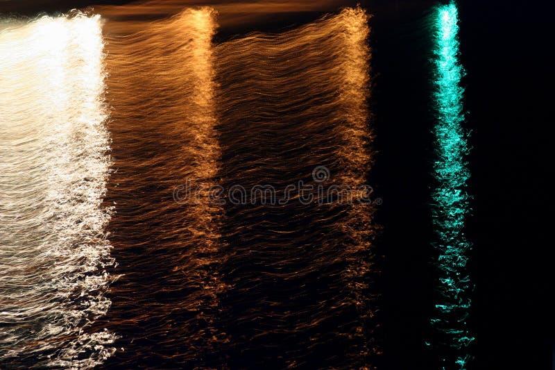 Download De Abstracte Achtergrond Van Lichten Stock Afbeelding - Afbeelding bestaande uit golven, foto: 290371