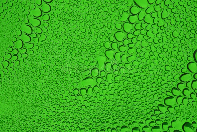 De abstracte Achtergrond van Waterdalingen royalty-vrije stock foto