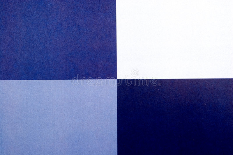 De abstracte Blauwe Achtergrond van Vierkanten royalty-vrije stock foto