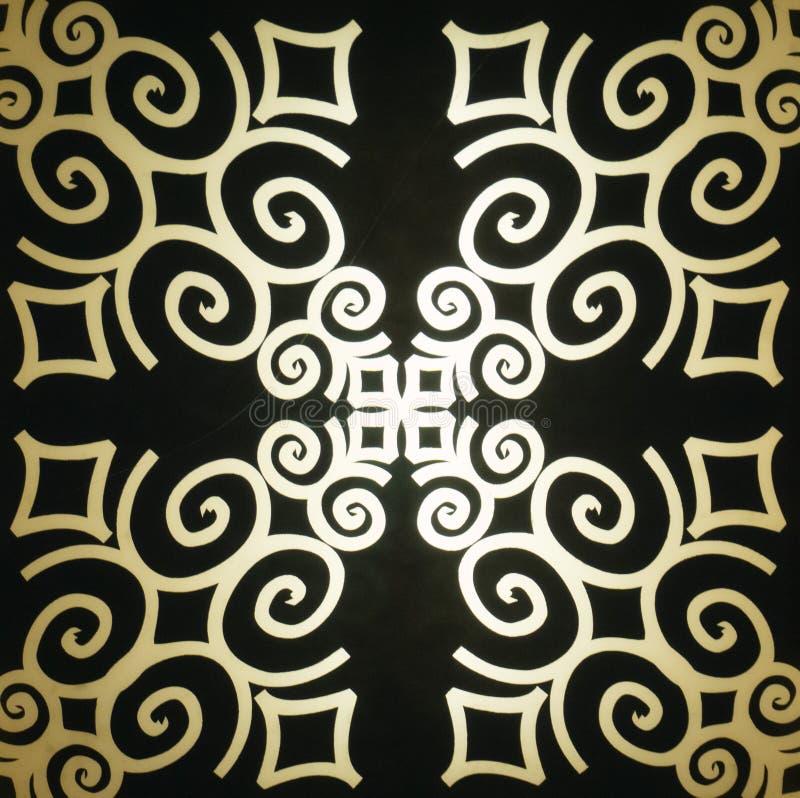 De abstracte die foto van de gravuretextuur in Djakarta Indonesië wordt genomen royalty-vrije stock fotografie