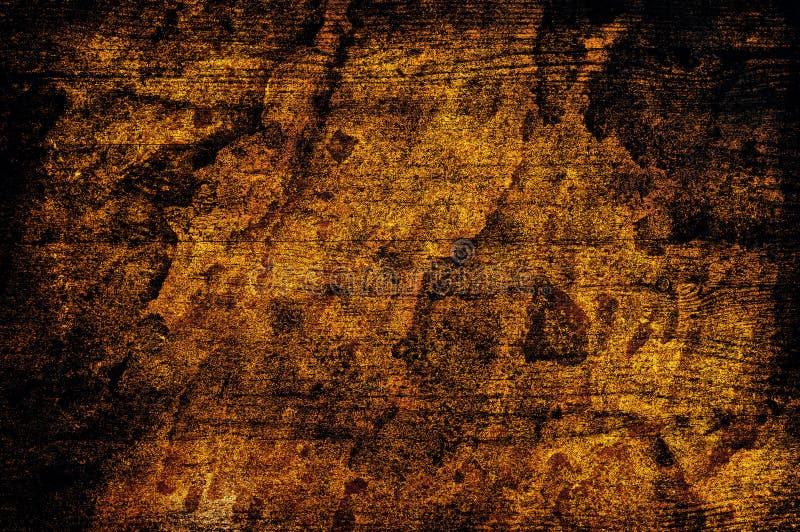 De abstracte donkere grungy samengestelde achtergrond van de textuur unieke kunst stock illustratie