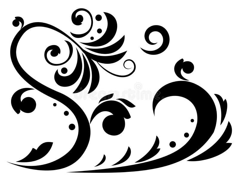Download De Abstracte Illustratie Van Fantasiebloemen Vector Illustratie - Illustratie bestaande uit achtergrond, elegant: 54075337