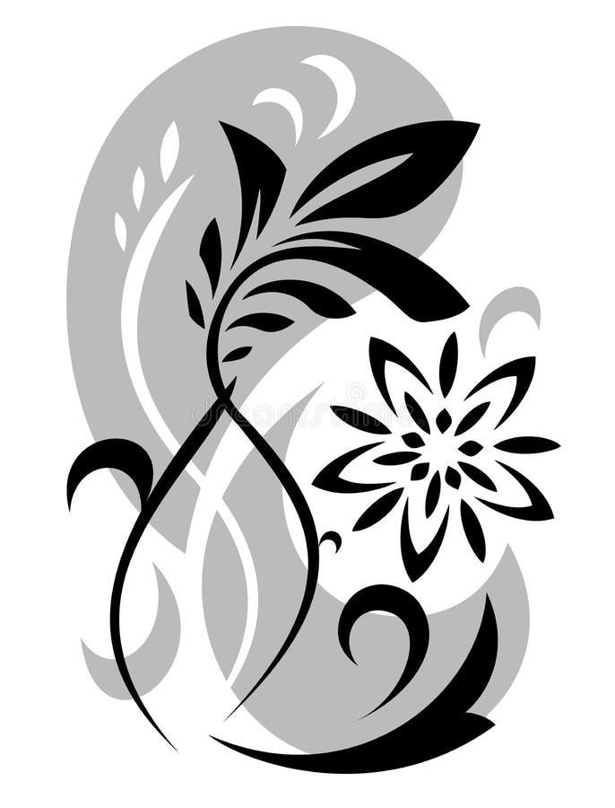 Download De Abstracte Illustratie Van Fantasiebloemen Vector Illustratie - Illustratie bestaande uit art, gardening: 54075394