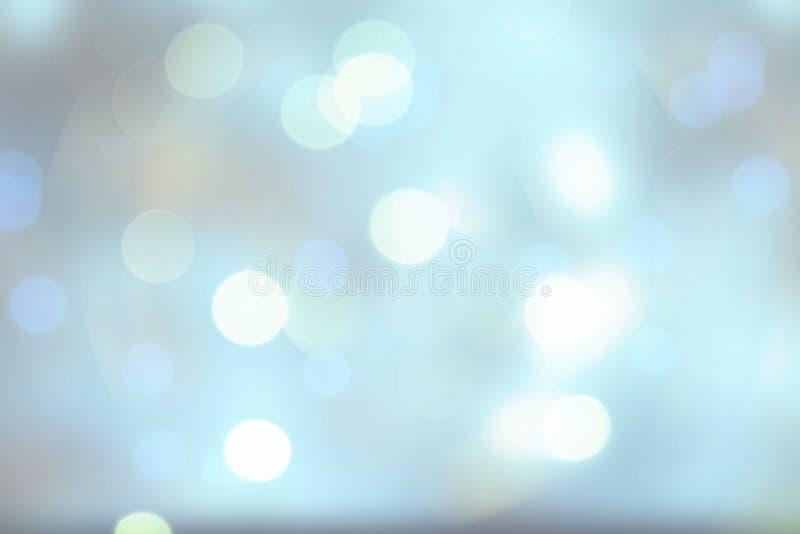 De abstracte kleurrijke levendige achtergrond van de onduidelijk beeld blauwe textuur met wit royalty-vrije stock afbeelding