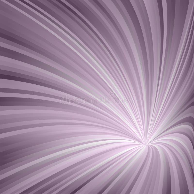 De abstracte mauve achtergrond van het uitbarstingsontwerp vector illustratie