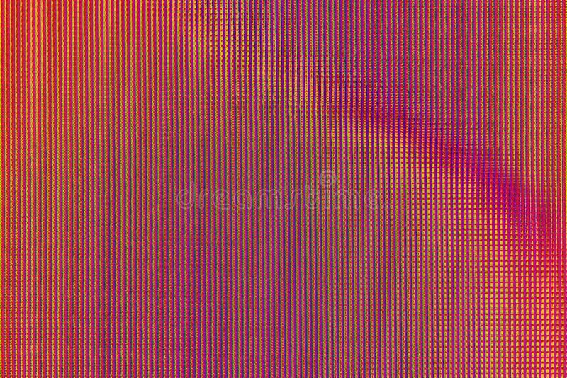 De abstracte monitor geleide achtergrond van de het schermtextuur royalty-vrije stock fotografie