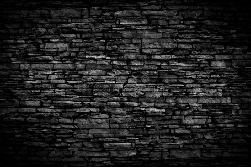 De abstracte muur, neemt foto's van de steenmuren om te overlappen royalty-vrije stock fotografie