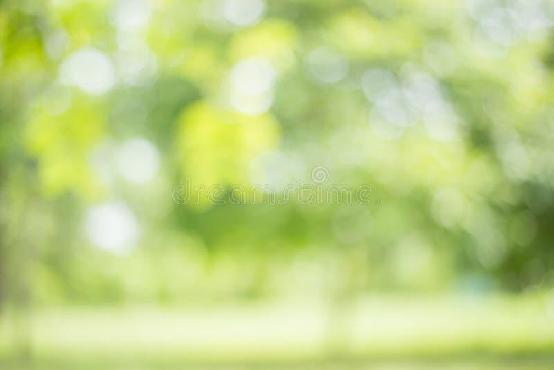 De abstracte onduidelijk beeld groene kleur voor vage achtergrond, en defocused royalty-vrije stock afbeelding