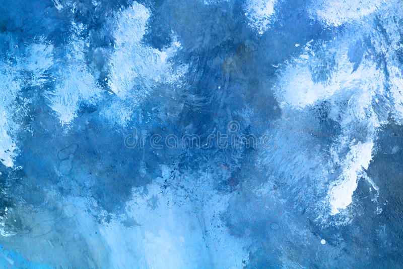 De abstracte waterverf bevlekt grunge achtergrond royalty-vrije illustratie