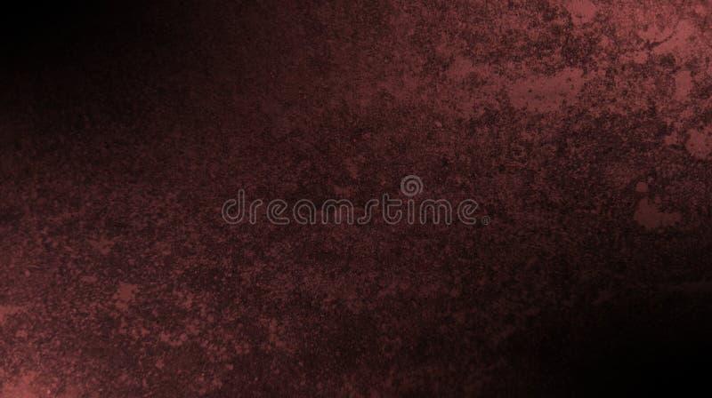 De abstracte zwarte donkere bruine van de kleurengevolgen van het kleurenmengsel multiachtergrond van de de muurtextuur stock illustratie