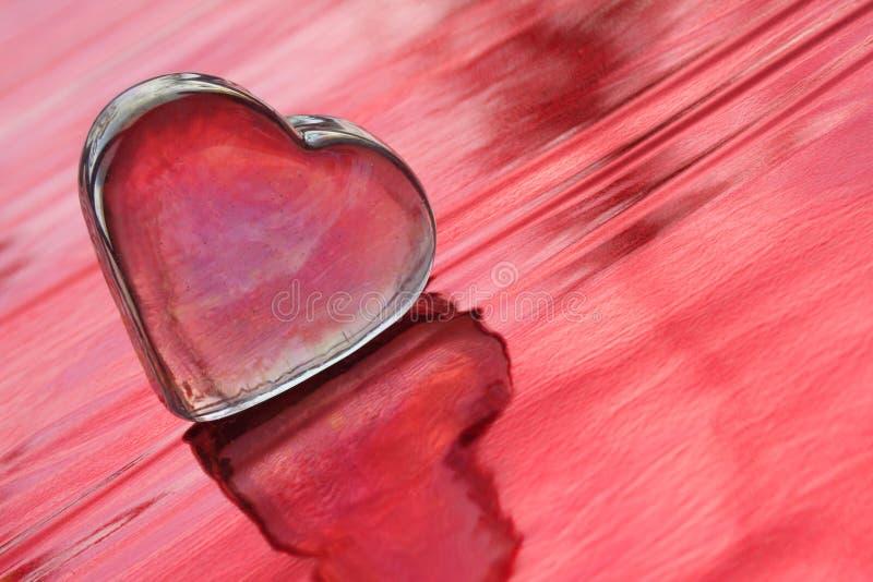 De Abstractie van de liefde stock foto