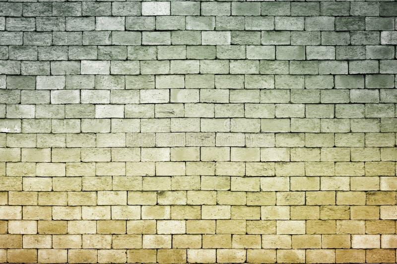 De achtergrond en de textuur van de Grungebakstenen muur voor binnenlands ontwerp royalty-vrije stock foto's