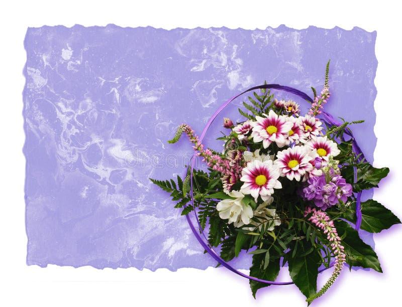 Download De Achtergrond En Het Boeket Van Het Document Stock Afbeelding - Afbeelding bestaande uit decoratief, uitnodiging: 10778855