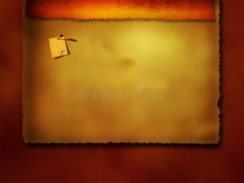 De achtergrond van Classifieds stock foto's