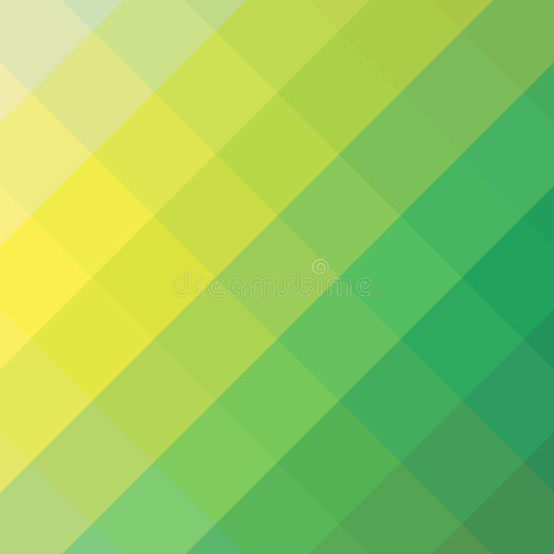 De achtergrond van de Abstactkleur stock illustratie