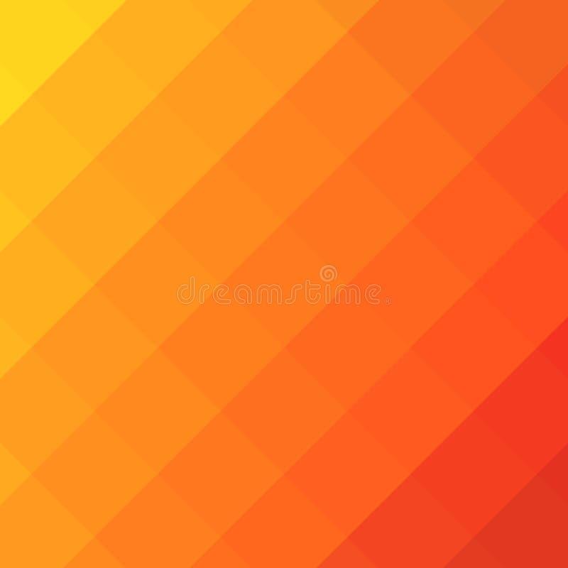 De achtergrond van de Abstactkleur vector illustratie