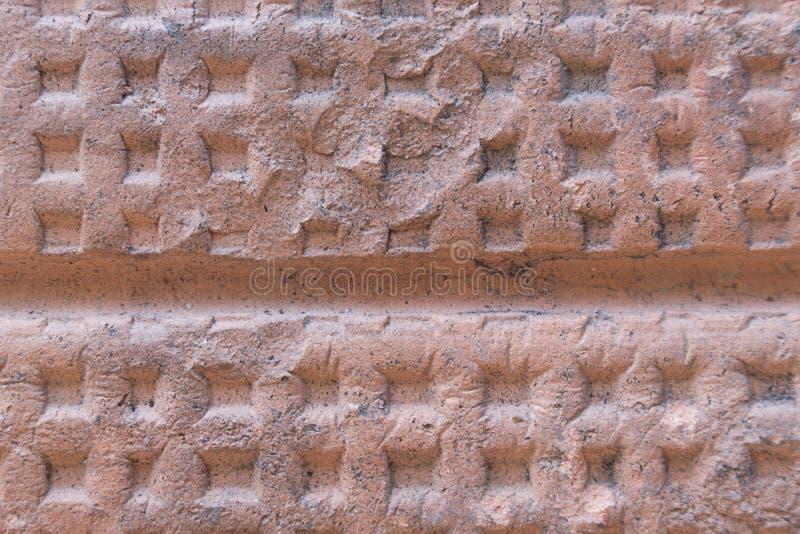 De achtergrond van de baksteenbevloering royalty-vrije stock afbeelding