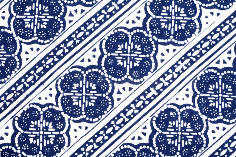De achtergrond van de batik stock foto's