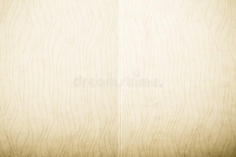 De achtergrond van de boekpagina's boog verticale strepen gestemd stock afbeeldingen