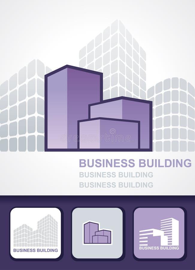 De achtergrond van de bouw vector illustratie