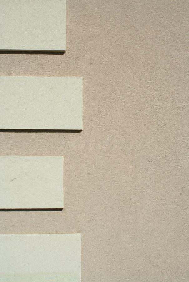 De achtergrond van de bouw fasad royalty-vrije stock foto's