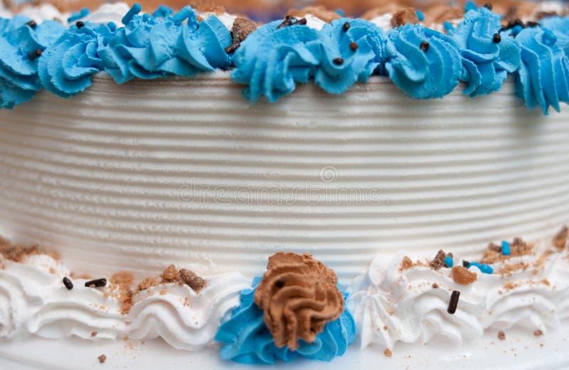 De achtergrond van de cake royalty-vrije stock fotografie