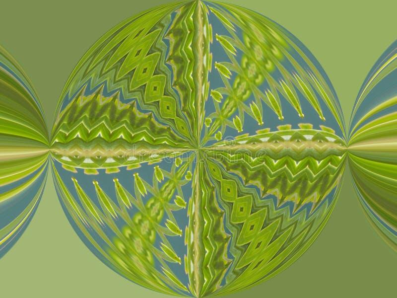 De achtergrond van de cirkel vector illustratie