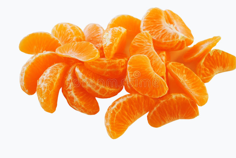 De achtergrond van de Citrusvrucht. royalty-vrije stock foto's