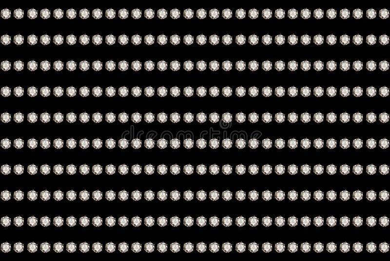 De achtergrond van de diamant royalty-vrije stock foto