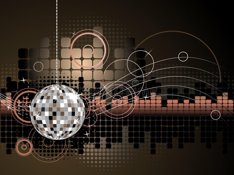 De Achtergrond van de disco