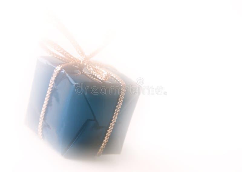 De achtergrond van de gift stock foto