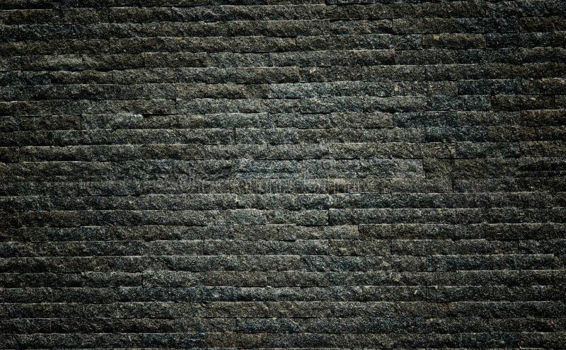 De achtergrond van de granietmuur stock foto's
