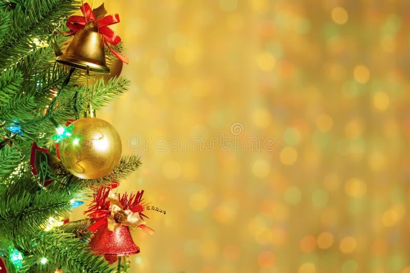 De Achtergrond van de Grens van Kerstmis royalty-vrije illustratie