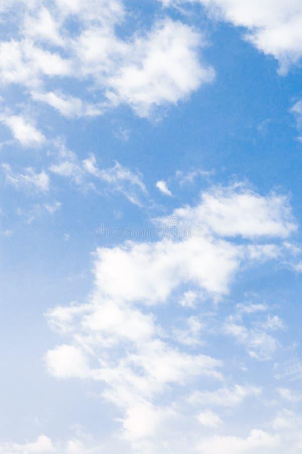 De achtergrond van de hemel royalty-vrije stock fotografie