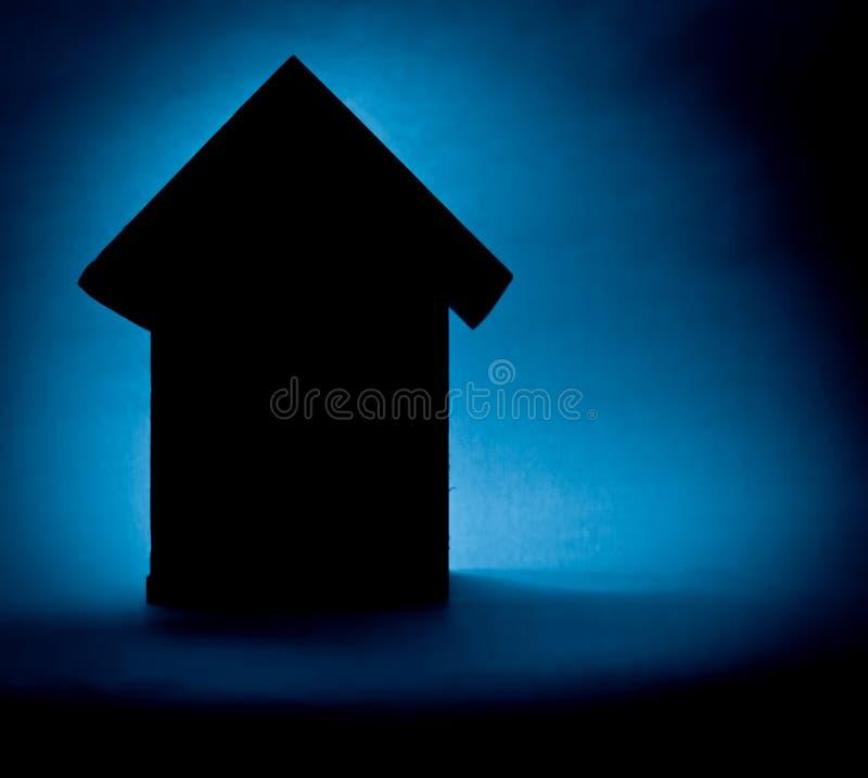 De Achtergrond van de Immobiliënmarkt stock foto