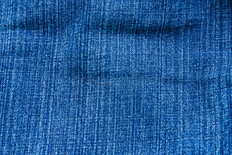 De achtergrond van de jeans stock fotografie