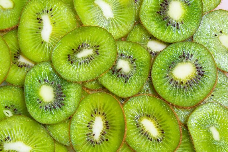 De achtergrond van de kiwi stock foto's