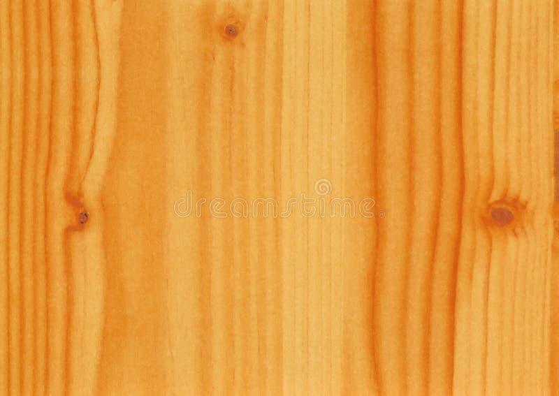 De Achtergrond van de Korrel van het Hout van de pijnboom royalty-vrije stock fotografie