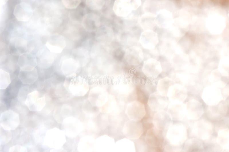 De Achtergrond van de Lichten van Bokeh royalty-vrije stock foto