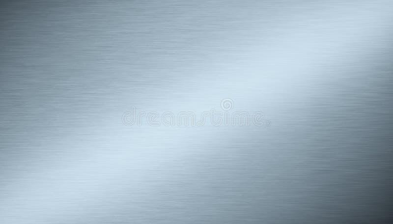 De achtergrond van de metaaltextuur stock fotografie