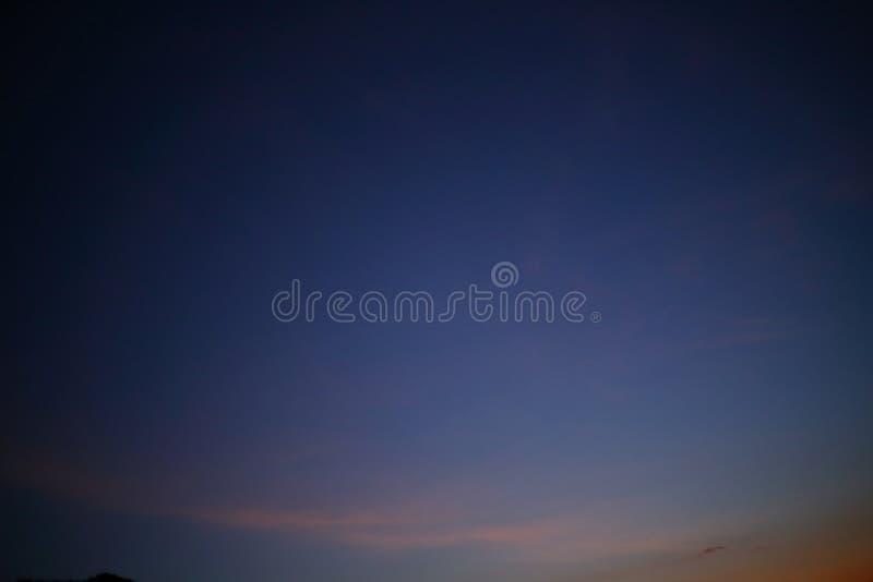 De Achtergrond van de nachthemel royalty-vrije stock afbeeldingen