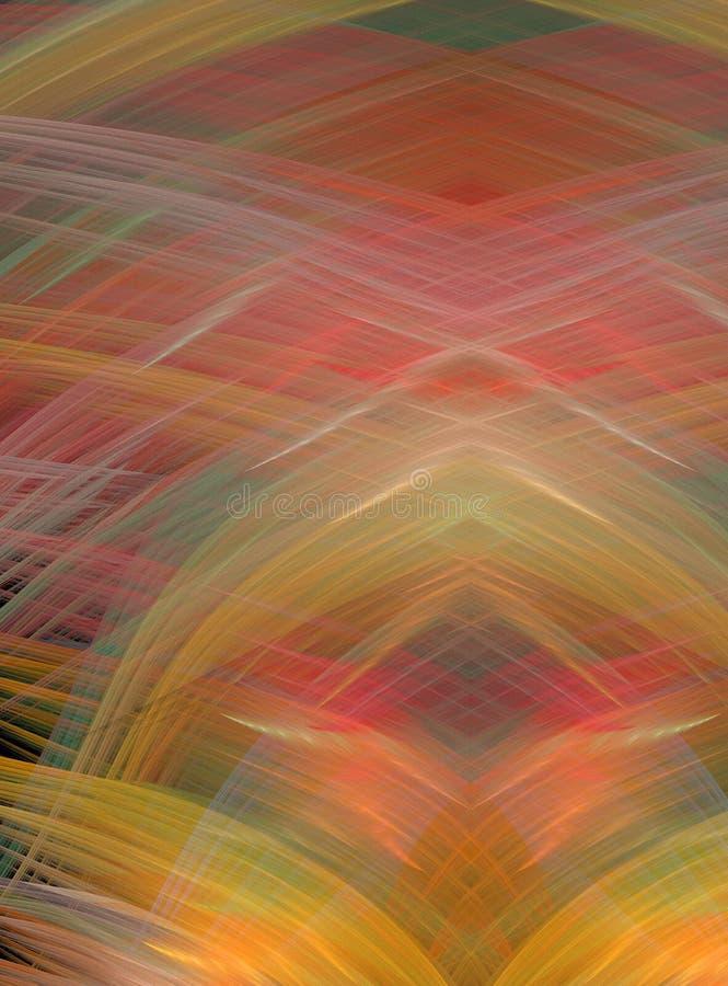 De Achtergrond van de pastelkleur vector illustratie