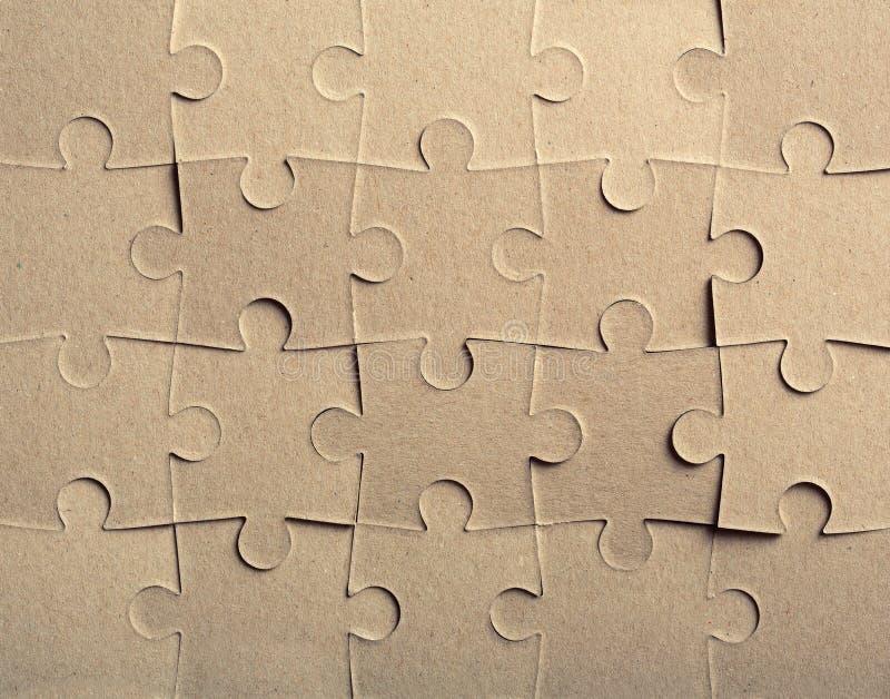 De achtergrond van de puzzel stock afbeeldingen