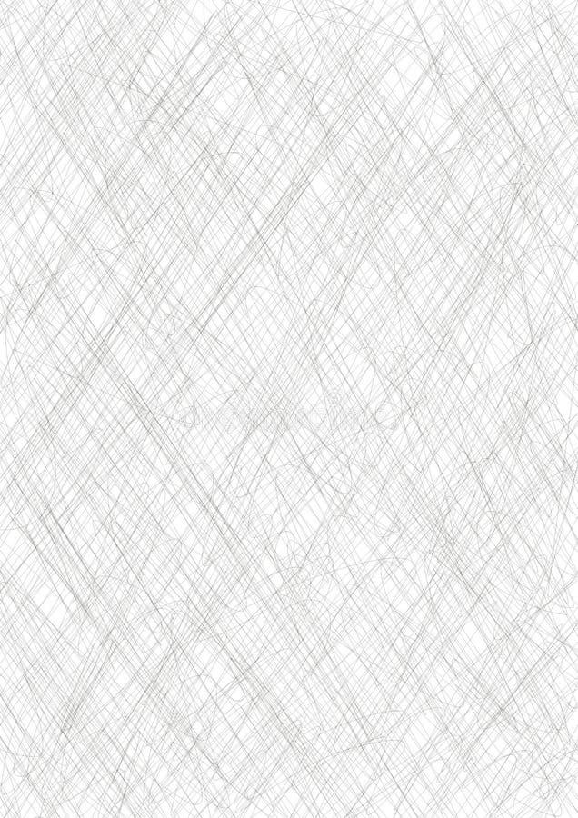 De Achtergrond van de schets vector illustratie