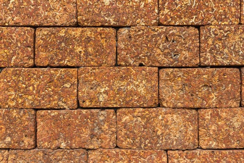 De Achtergrond van de steenmuur royalty-vrije stock afbeeldingen